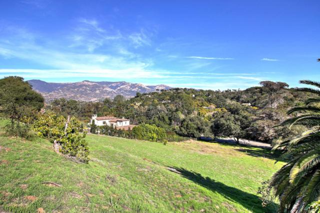 0 Via Tranquila, Santa Barbara, CA 93110 (MLS #18-615) :: The Epstein Partners