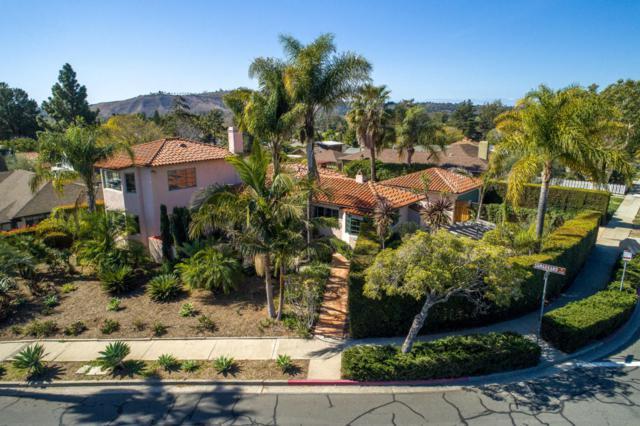 2915 Samarkand Dr, Santa Barbara, CA 93105 (MLS #18-692) :: The Zia Group