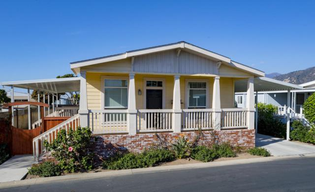 3950 Via Real #51, Carpinteria, CA 93013 (MLS #18-73) :: The Epstein Partners
