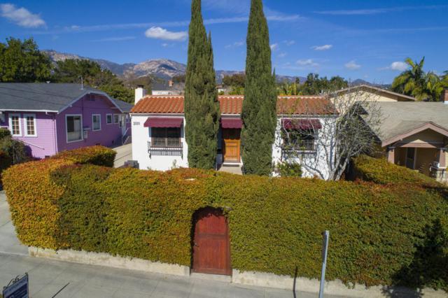 2510 De La Vina St, Santa Barbara, CA 93105 (MLS #18-763) :: The Epstein Partners