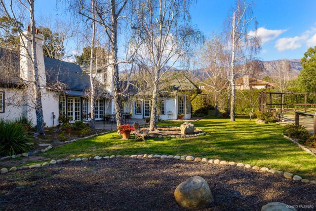 280 Santa Rosa Ln, Montecito, CA 93108 (MLS #18-784) :: The Zia Group