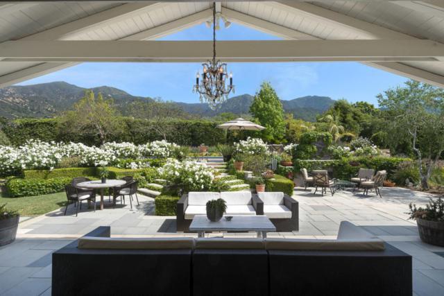 1550 Bolero Dr, Montecito, CA 93108 (MLS #18-799) :: The Epstein Partners