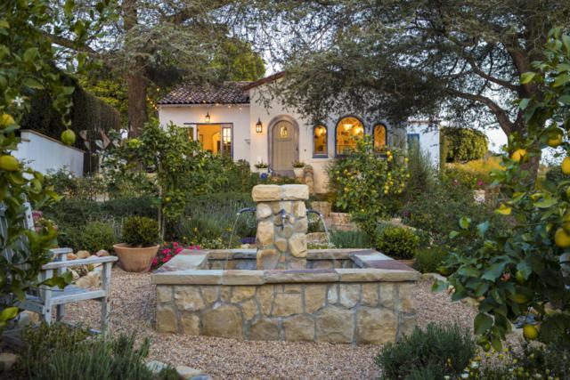 878 Paseo Ferrelo, Santa Barbara, CA 93103 (MLS #18-837) :: The Zia Group