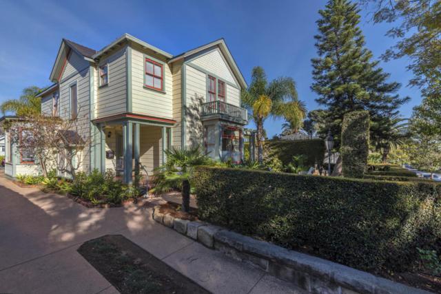 1518 Bath St, Santa Barbara, CA 93101 (MLS #18-867) :: The Zia Group