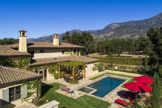 2222 E Valley Rd, Santa Barbara, CA 93108 (MLS #18-870) :: The Epstein Partners