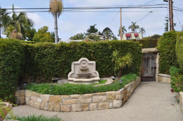 328 E Mission St, Santa Barbara, CA 93101 (MLS #18-880) :: The Epstein Partners