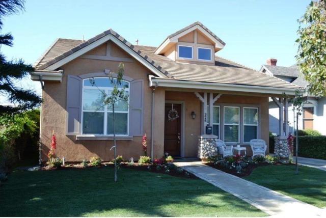 326 N 8th St, Santa Paula, CA 93060 (MLS #18-885) :: The Zia Group