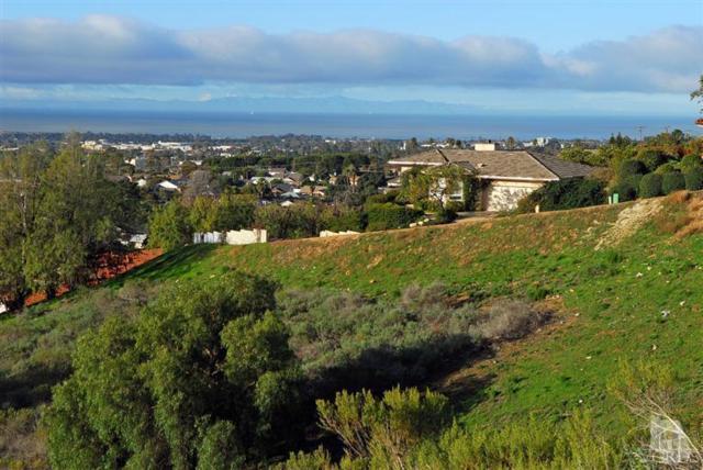 0 Vista De Ventura (Lot 8), Ventura, CA 93003 (MLS #18-903) :: The Zia Group