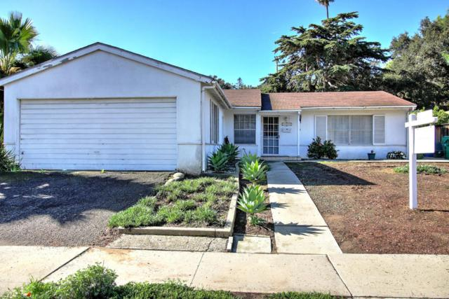 2107 Monterey St, Santa Barbara, CA 93101 (MLS #18-920) :: The Zia Group