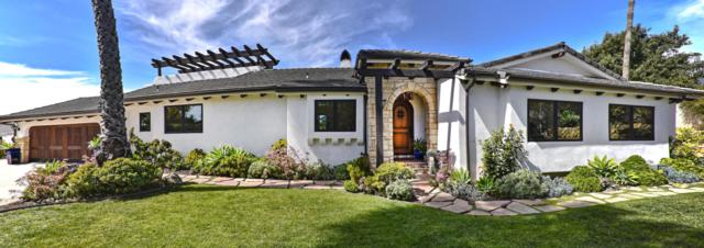41 Northridge Rd, Santa Barbara, CA 93105 (MLS #18-973) :: The Zia Group