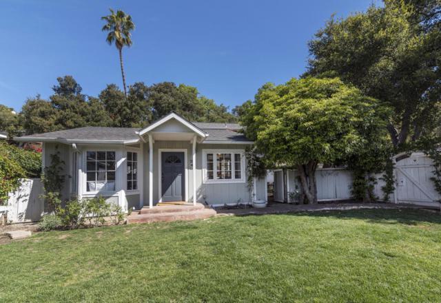 808 Cheltenham Rd, Santa Barbara, CA 93105 (MLS #18-983) :: The Zia Group