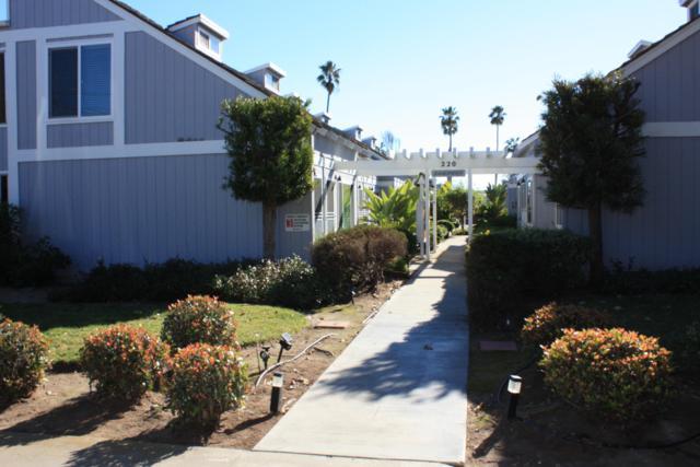 220 Elm Ave #5, Carpinteria, CA 93013 (MLS #19-101) :: Chris Gregoire & Chad Beuoy Real Estate