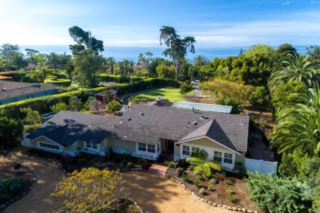 4131 Marina Dr, Santa Barbara, CA 93110 (MLS #19-1013) :: The Epstein Partners