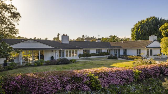 1045 Via Tranquila, Santa Barbara, CA 93110 (MLS #19-1063) :: The Zia Group