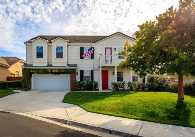 466 Hawk Canyon Ct, Buellton, CA 93427 (MLS #19-1192) :: The Zia Group