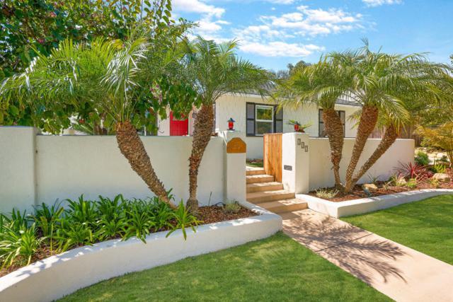 237 Las Ondas, Santa Barbara, CA 93109 (MLS #19-1231) :: The Zia Group