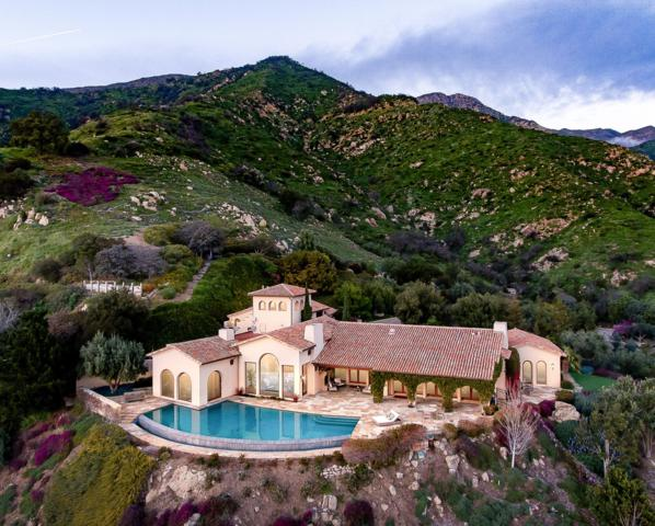 2600 Bella Vista Dr, Montecito, CA 93108 (MLS #19-1269) :: The Zia Group