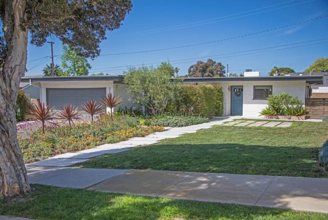 321 El Monte Dr, Santa Barbara, CA 93109 (MLS #19-1282) :: The Zia Group