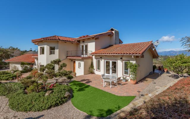 860 Miramonte Dr, Santa Barbara, CA 93109 (MLS #19-1283) :: The Zia Group