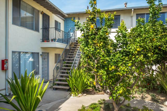 7580 Cathedral Oaks Rd #10, Goleta, CA 93117 (MLS #19-1291) :: The Zia Group