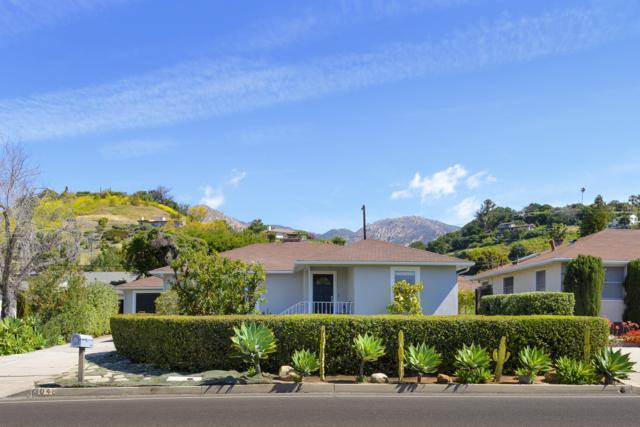 3048 Foothill Rd, Santa Barbara, CA 93105 (MLS #19-1293) :: The Zia Group