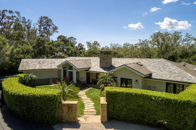 1757 Glen Oaks Dr, Montecito, CA 93108 (MLS #19-1313) :: The Zia Group