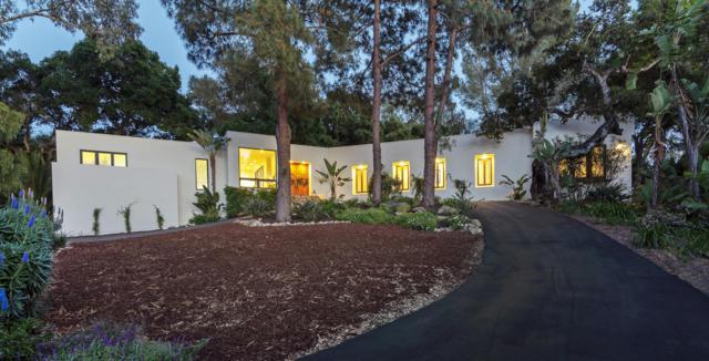 2203 Las Tunas Rd, Santa Barbara, CA 93103 (MLS #19-1325) :: The Zia Group