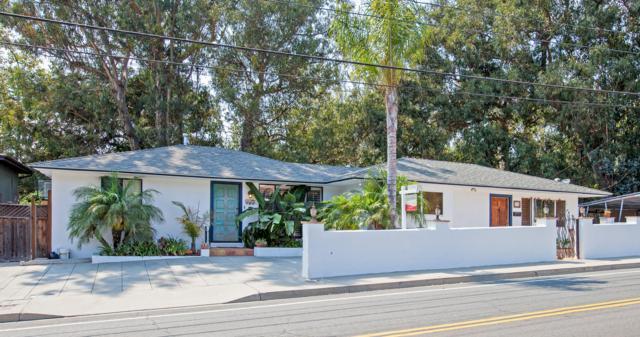 114 W Alamar Ave, Santa Barbara, CA 93105 (MLS #19-1327) :: The Zia Group