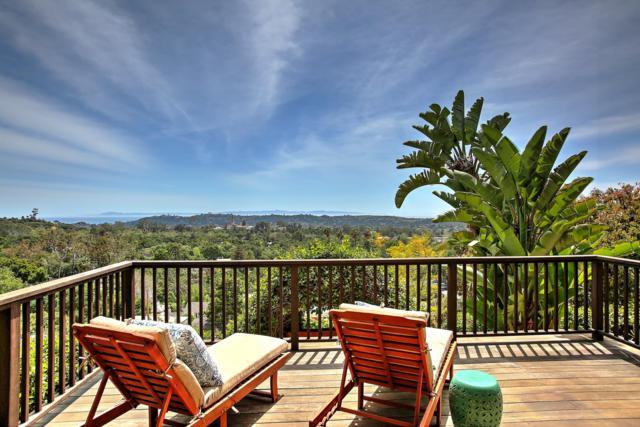 2725 Exeter Pl, Santa Barbara, CA 93105 (MLS #19-1332) :: The Zia Group
