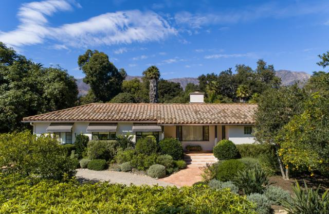 1544 San Leandro Ln, Montecito, CA 93108 (MLS #19-1349) :: The Zia Group