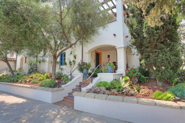 218 E Yanonali St C, Santa Barbara, CA 93101 (MLS #19-135) :: The Zia Group