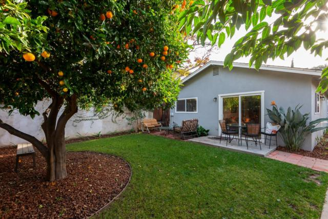 1222 Gillespie Way, Santa Barbara, CA 93101 (MLS #19-136) :: The Epstein Partners