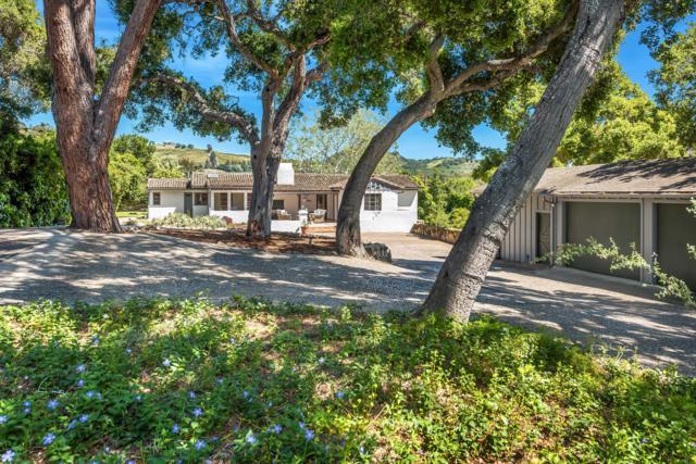 622 Ladera Ln, Montecito, CA 93108 (MLS #19-1360) :: The Zia Group