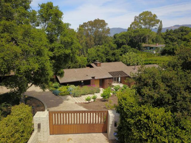1299 Estrella Drive, Santa Barbara, CA 93110 (MLS #19-1367) :: The Epstein Partners