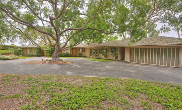 4477 Via Alegre, Santa Barbara, CA 93110 (MLS #19-1392) :: The Epstein Partners