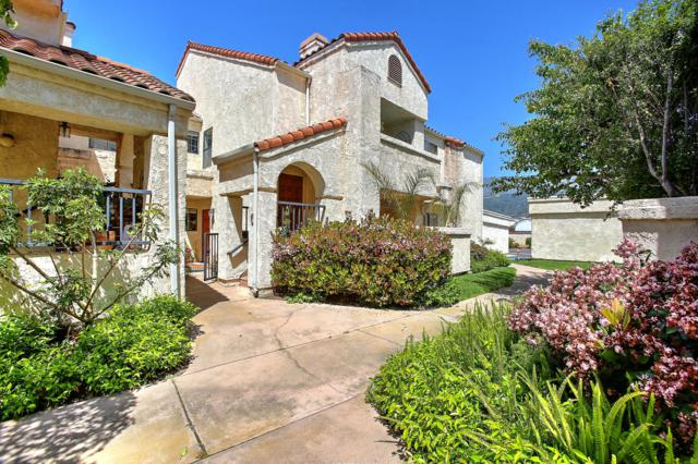 1280 Franciscan Ct #8, Carpinteria, CA 93013 (MLS #19-1393) :: The Epstein Partners