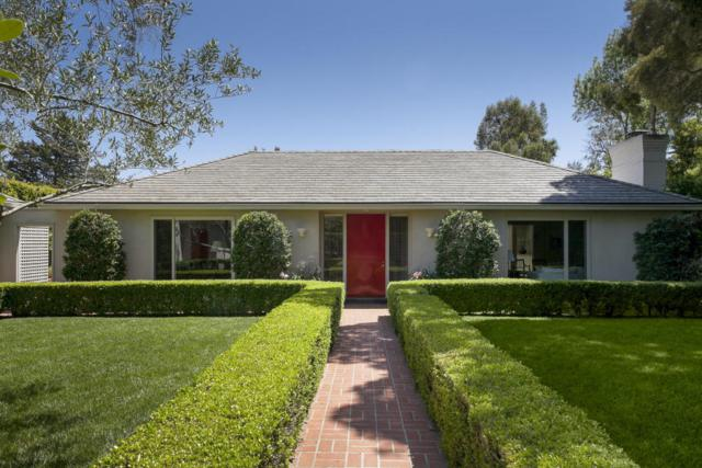 1333 E Valley Rd, Montecito, CA 93108 (MLS #19-1408) :: The Epstein Partners