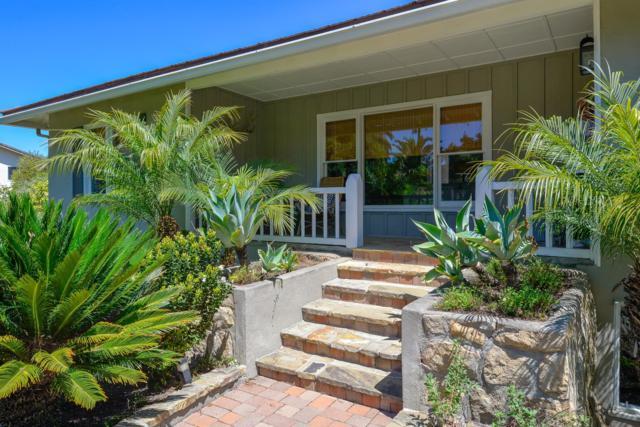 4110 Vieja Dr, Santa Barbara, CA 93110 (MLS #19-1422) :: The Epstein Partners