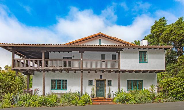 789 Park Ln, Santa Barbara, CA 93108 (MLS #19-1474) :: The Zia Group