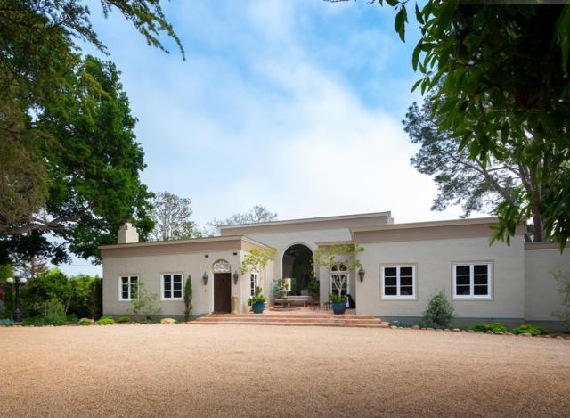 1671 San Leandro Ln, Montecito, CA 93108 (MLS #19-1482) :: The Zia Group