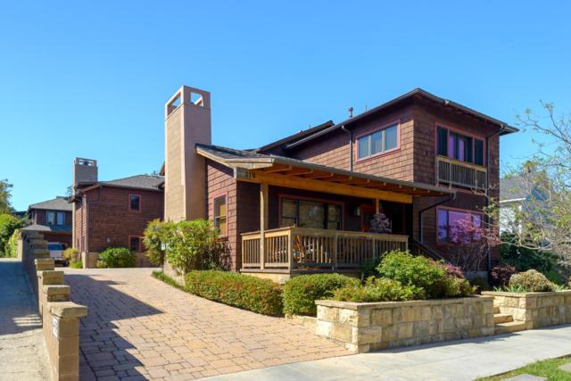 316 W Ortega St B, Santa Barbara, CA 93101 (MLS #19-1492) :: The Zia Group