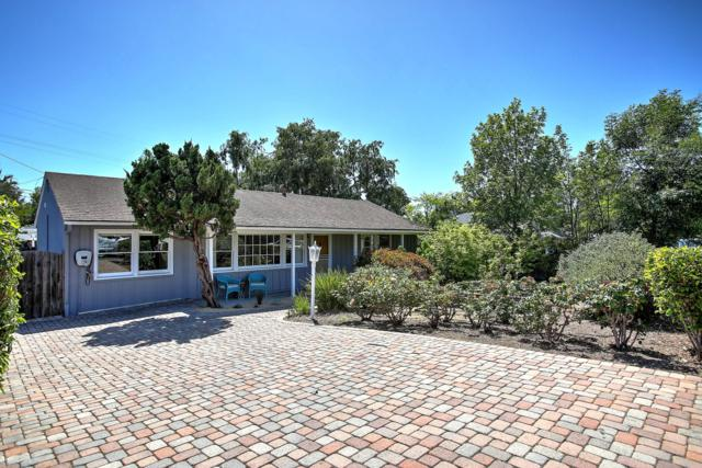 3041 Foothill Rd, Santa Barbara, CA 93105 (MLS #19-1520) :: The Zia Group