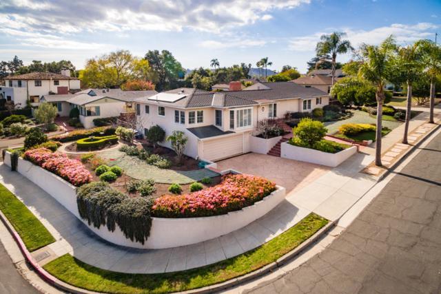 407 Stanley Dr, Santa Barbara, CA 93105 (MLS #19-154) :: The Epstein Partners