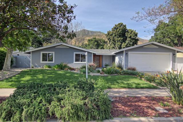 522 Pleasant Ave, Ojai, CA 93023 (MLS #19-1543) :: The Epstein Partners
