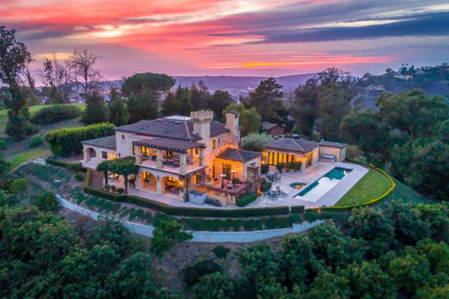 117 Crestview Ln, Montecito, CA 93108 (MLS #19-1571) :: The Epstein Partners