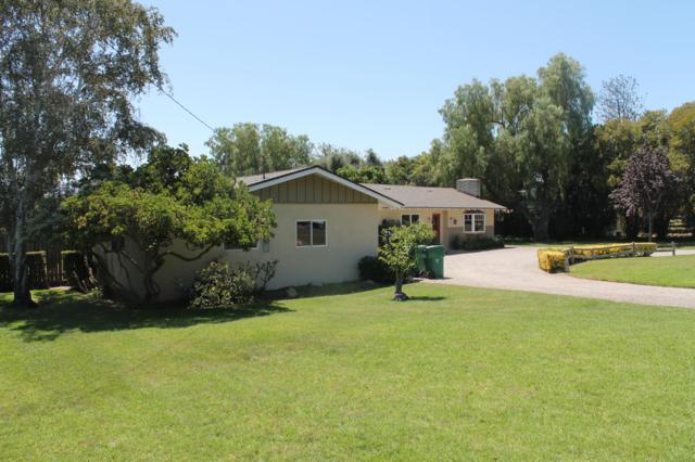 3040 Glengary Rd, Santa Ynez, CA 93460 (MLS #19-1610) :: The Epstein Partners