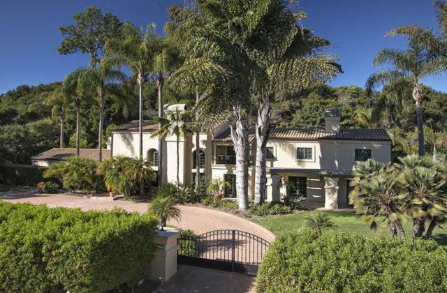 801 Via Tranquila, Santa Barbara, CA 93110 (MLS #19-1615) :: The Zia Group