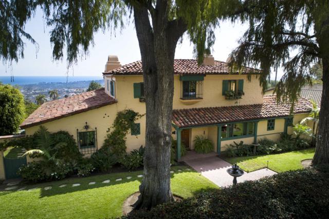 1701 Mira Vista Ave, Santa Barbara, CA 93103 (MLS #19-163) :: Chris Gregoire & Chad Beuoy Real Estate