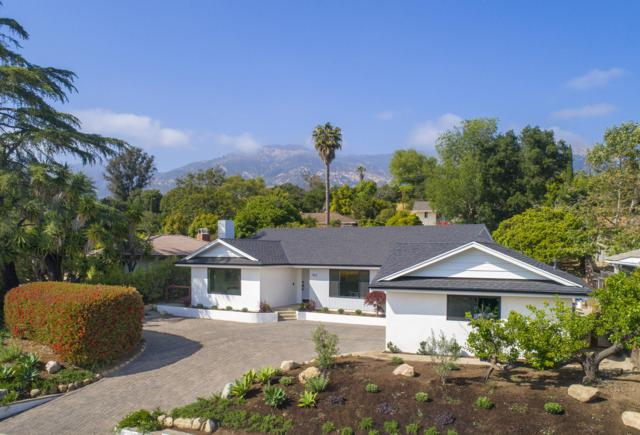 862 La Milpita Rd, Santa Barbara, CA 93105 (MLS #19-1630) :: The Zia Group