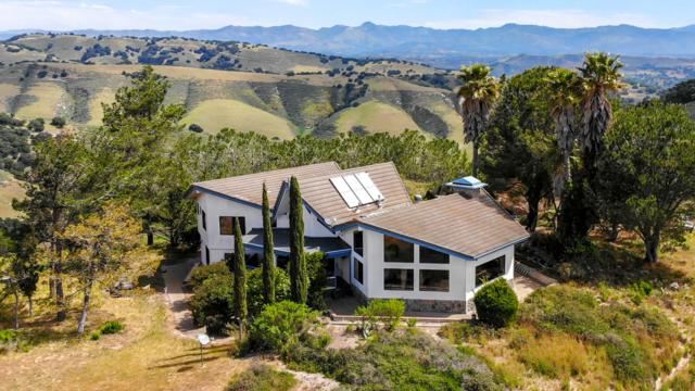1575 Cougar Ridge Rd, Buellton, CA 93427 (MLS #19-1661) :: The Epstein Partners